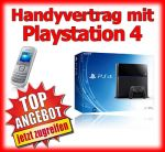 Handyvertrag PS3, Handy Bundle Playstation