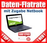 Mobile Flatrate Internet/DSL mit Ultrabook / Notebook