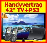 Handy Bundle LCD Tv + PS3