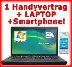 Handyvertrag Laptop