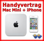 Handyvertrag mit Mac Mini und iPhone als Apple Handy Bundle